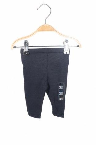 Детски клин Grain De Ble, Размер 2-3m/ 56-62 см, Цвят Син, 95% памук, 5% еластан, Цена 10,80лв.