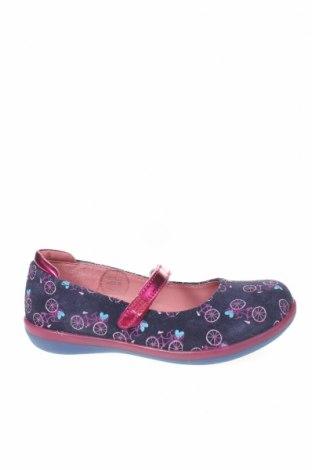 Παιδικά παπούτσια Agatha Ruiz De La Prada, Μέγεθος 31, Χρώμα Μπλέ, Φυσικό σουέτ, Τιμή 33,49€