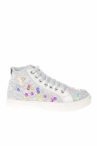 Παιδικά παπούτσια Balducci, Μέγεθος 31, Χρώμα Γκρί, Κλωστοϋφαντουργικά προϊόντα, δερματίνη, Τιμή 33,49€