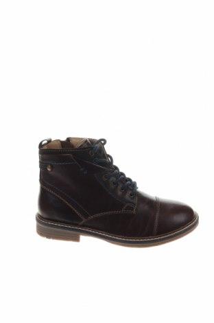 Παιδικά παπούτσια Friboo, Μέγεθος 31, Χρώμα Καφέ, Γνήσιο δέρμα, Τιμή 15,21€