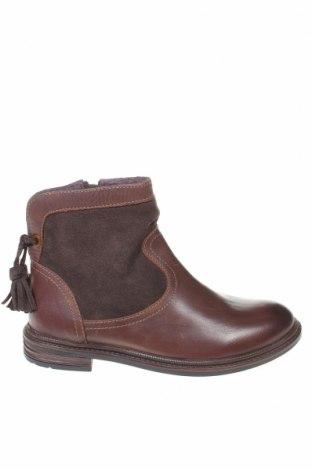 Παιδικά παπούτσια Gioseppo, Μέγεθος 31, Χρώμα Καφέ, Γνήσιο δέρμα, φυσικό σουέτ, Τιμή 45,91€