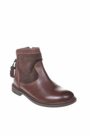Детски обувки Gioseppo, Размер 31, Цвят Кафяв, Естествена кожа, естествен велур, Цена 28,06лв.