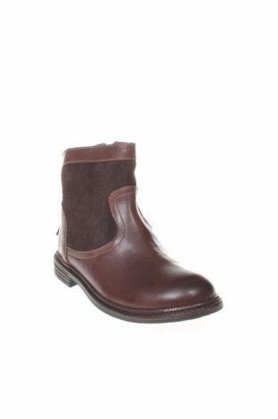 Детски обувки Gioseppo, Размер 32, Цвят Кафяв, Естествена кожа, естествен велур, Цена 28,06лв.