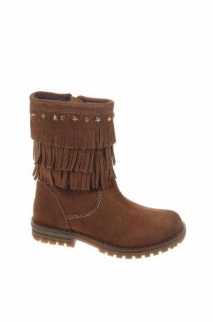 Παιδικά παπούτσια Gioseppo, Μέγεθος 27, Χρώμα Καφέ, Φυσικό σουέτ, Τιμή 53,74€