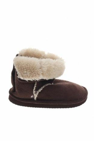 Детски обувки H&M, Размер 23, Цвят Кафяв, Текстил, Цена 21,45лв.