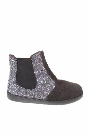 Παιδικά παπούτσια Lola Palacios, Μέγεθος 27, Χρώμα Γκρί, Φυσικό σουέτ, Τιμή 36,12€