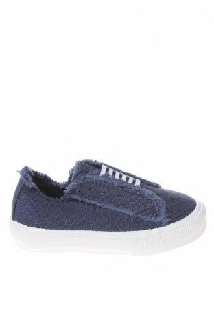 Παιδικά παπούτσια United Colors Of Benetton, Μέγεθος 21, Χρώμα Μπλέ, Κλωστοϋφαντουργικά προϊόντα, Τιμή 25,97€
