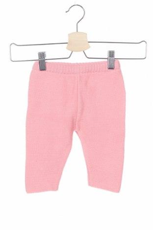 Παιδικό παντελόνι Sonia Rykiel, Μέγεθος 3-6m/ 62-68 εκ., Χρώμα Ρόζ , 50% μαλλί, 50%ακρυλικό, Τιμή 21,09€