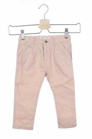 Παιδικό παντελόνι Zara, Μέγεθος 18-24m/ 86-98 εκ., Χρώμα  Μπέζ, Βαμβάκι, Τιμή 8,17€