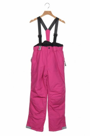 Παιδικό παντελόνι για χειμερινά σπορ, Μέγεθος 7-8y/ 128-134 εκ., Χρώμα Ρόζ , Πολυαμίδη, Τιμή 34,41€