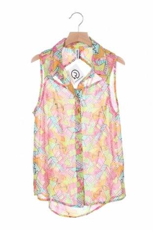 Dětská košile , Velikost 11-12y/ 152-158 cm, Barva Vícebarevné, Polyester, Cena  78,00Kč