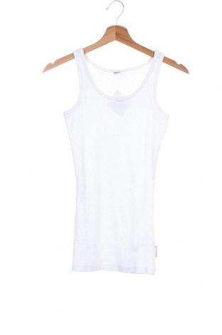 Μπλουζάκι αμάνικο παιδικό Bench, Μέγεθος 14-15y/ 168-170 εκ., Χρώμα Λευκό, Βαμβάκι, Τιμή 8,35€
