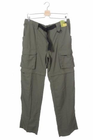 Παιδικό αθλητικό παντελόνι, Μέγεθος 15-18y/ 170-176 εκ., Χρώμα Πράσινο, Πολυεστέρας, Τιμή 7,27€