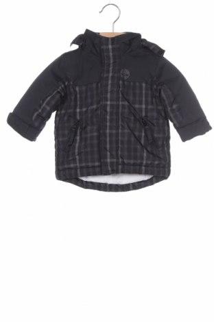 Παιδικό μπουφάν Timberland, Μέγεθος 3-6m/ 62-68 εκ., Χρώμα Γκρί, 46% βαμβάκι, 41% πολυεστέρας, 13% πολυαμίδη, Τιμή 22,27€