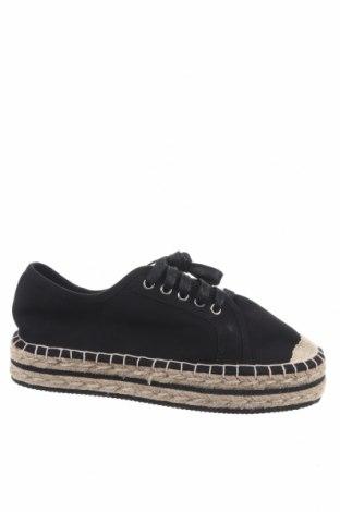 Εσπάδριλλες Even&Odd, Μέγεθος 38, Χρώμα Μαύρο, Κλωστοϋφαντουργικά προϊόντα, Τιμή 17,93€