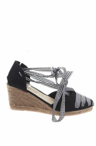 Εσπάδριλλες Nicewalk, Μέγεθος 41, Χρώμα Μαύρο, Κλωστοϋφαντουργικά προϊόντα, Τιμή 15,54€