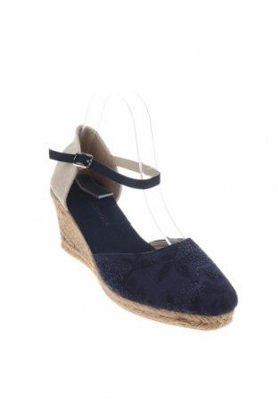 Εσπάδριλλες Nicewalk, Μέγεθος 40, Χρώμα Μπλέ, Κλωστοϋφαντουργικά προϊόντα, Τιμή 13,40€