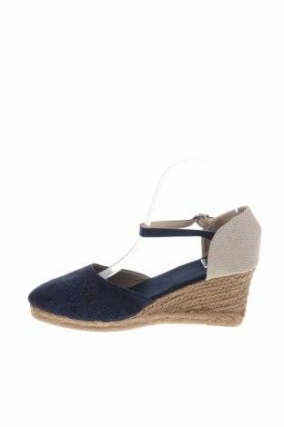 Εσπάδριλλες Nicewalk, Μέγεθος 40, Χρώμα Μπλέ, Κλωστοϋφαντουργικά προϊόντα, Τιμή 14,74€