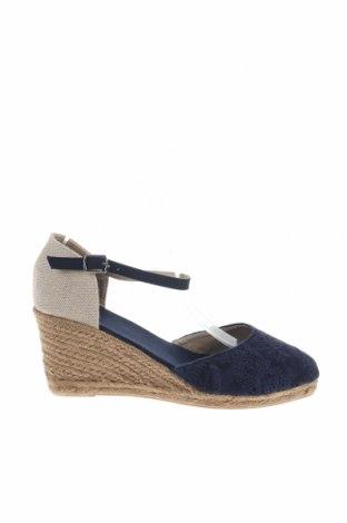 Εσπάδριλλες Nicewalk, Μέγεθος 41, Χρώμα Μπλέ, Κλωστοϋφαντουργικά προϊόντα, Τιμή 13,40€