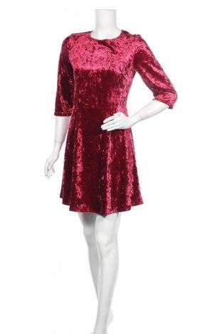Δερμάτινο φόρεμα Dorothy Perkins, Μέγεθος M, Χρώμα Κόκκινο, 94% πολυεστέρας, 6% ελαστάνη, Τιμή 17,28€