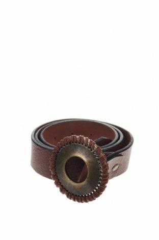 Ζώνη Friis & Company, Χρώμα Καφέ, Γνήσιο δέρμα, Τιμή 10,00€