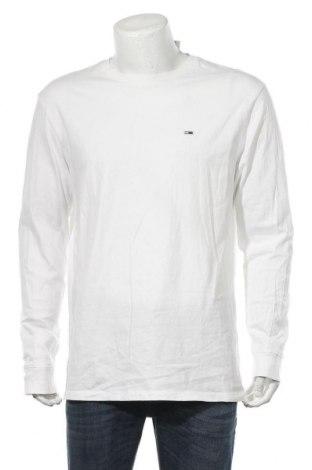 Ανδρική μπλούζα Tommy Hilfiger, Μέγεθος XL, Χρώμα Λευκό, Βαμβάκι, Τιμή 24,99€