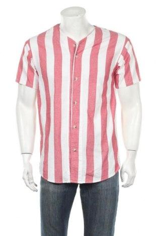 Ανδρικό πουκάμισο American Apparel, Μέγεθος XS, Χρώμα Κόκκινο, Βαμβάκι, Τιμή 3,41€
