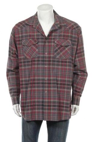 Ανδρικό πουκάμισο Tantum O.N., Μέγεθος XL, Χρώμα Πολύχρωμο, 60% βαμβάκι, 40% πολυεστέρας, Τιμή 10,49€