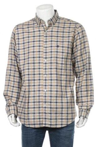 Ανδρικό πουκάμισο Timberland, Μέγεθος L, Χρώμα Πολύχρωμο, Βαμβάκι, Τιμή 27,28€