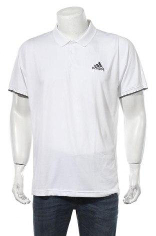 Ανδρικό t-shirt Adidas, Μέγεθος XL, Χρώμα Λευκό, Πολυεστέρας, Τιμή 24,90€