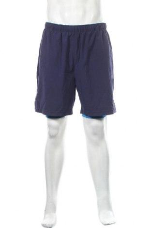 Ανδρικό κοντό παντελόνι Athletic Works, Μέγεθος L, Χρώμα Μπλέ, 90% πολυεστέρας, 10% ελαστάνη, Τιμή 9,35€