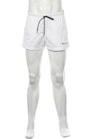 Ανδρικό κοντό παντελόνι Champion, Μέγεθος M, Χρώμα Λευκό, Πολυαμίδη, Τιμή 13,92€