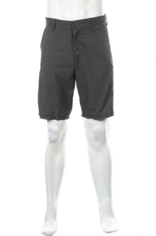 Мъжки къс панталон Hurley, Размер S, Цвят Сив, 92% полиестер, 8% еластан, Цена 19,85лв.