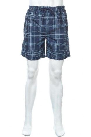 Мъжки къс панталон Van Vaan, Размер M, Цвят Син, Полиестер, Цена 7,14лв.