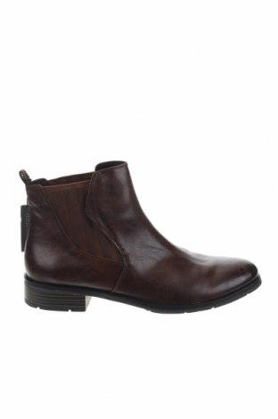 Ανδρικά παπούτσια Marco Tozzi, Μέγεθος 42, Χρώμα Καφέ, Δερματίνη, Τιμή 45,88€