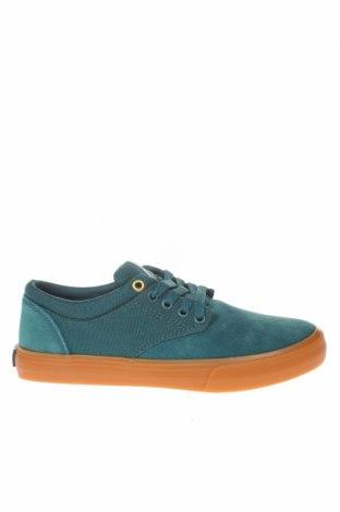 Ανδρικά παπούτσια Supra, Μέγεθος 40, Χρώμα Πράσινο, Φυσικό σουέτ, κλωστοϋφαντουργικά προϊόντα, Τιμή 26,60€