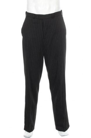 Мъжки панталон Angelo Litrico, Размер L, Цвят Черен, 50% полиестер, 50% вискоза, Цена 5,30лв.