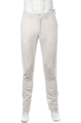 Ανδρικό παντελόνι J.Crew, Μέγεθος M, Χρώμα Εκρού, 100% βαμβάκι, Τιμή 11,69€