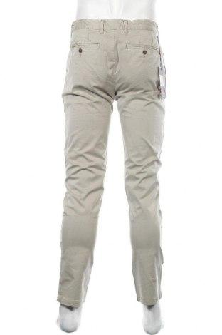 Pantaloni de bărbați Marville, Mărime M, Culoare Bej, 98% bumbac, 2% elastan, Preț 55,40 Lei