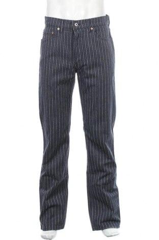 Мъжки панталон Mustang, Размер M, Цвят Син, Цена 25,20лв.