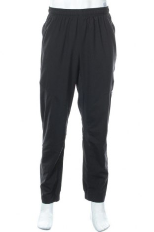 Ανδρικό αθλητικό παντελόνι Adidas, Μέγεθος XL, Χρώμα Μαύρο, Πολυεστέρας, Τιμή 26,31€
