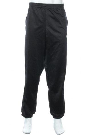 Ανδρικό αθλητικό παντελόνι Adidas, Μέγεθος XXL, Χρώμα Μαύρο, Πολυεστέρας, Τιμή 24,06€