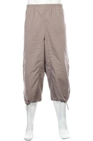 Ανδρικό αθλητικό παντελόνι Adidas, Μέγεθος XXL, Χρώμα  Μπέζ, 100% πολυεστέρας, Τιμή 9,94€