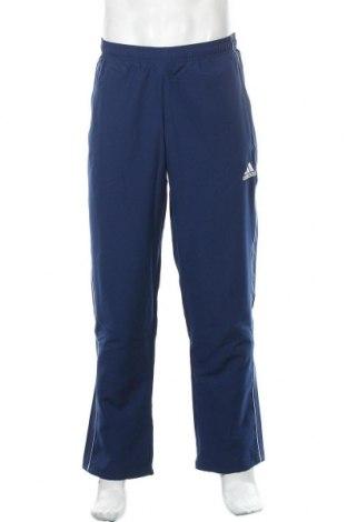 Мъжко спортно долнище Adidas, Размер M, Цвят Син, Цена 24,50лв.