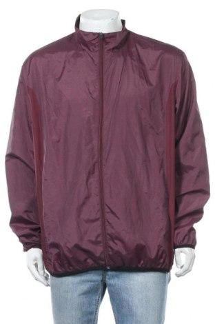 Мъжко спортно яке Ben Hogan, Размер XL, Цвят Червен, Полиестер, Цена 11,55лв.