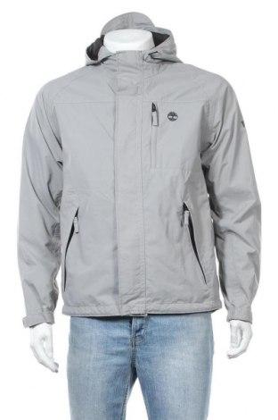 Ανδρικό μπουφάν Timberland, Μέγεθος S, Χρώμα Γκρί, Πολυαμίδη, Τιμή 74,04€