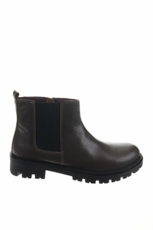 Παιδικά παπούτσια Gioseppo, Μέγεθος 35, Χρώμα Γκρί, Γνήσιο δέρμα, Τιμή 16,62€
