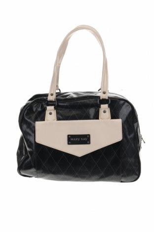 Пътна чанта Mary Kay, Цвят Черен, Еко кожа, Цена 29,45лв.