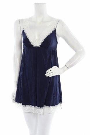 Пижама Oysho, Размер S, Цвят Син, Модал, полиамид, еластан, Цена 29,25лв.