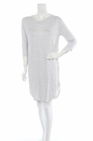 Пижама Oysho, Размер S, Цвят Сив, Вискоза, Цена 34,50лв.
